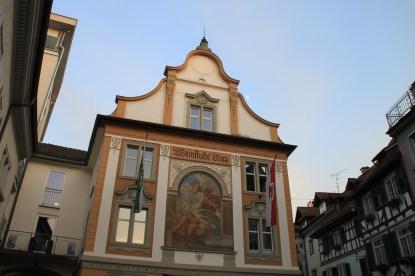 Die Weinstube Kinz in Bregenz