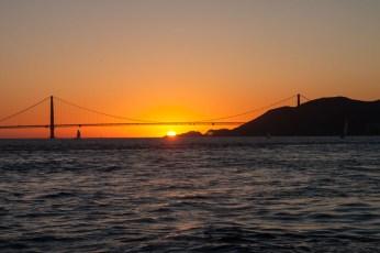 San_Francisco_Segeln_Sonnenuntergang