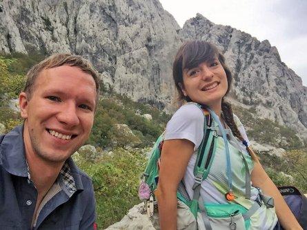 Wandern im Paklenica Nationalpark