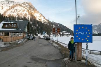 """Benvenuto in Italia - links das """"Kabrio"""""""
