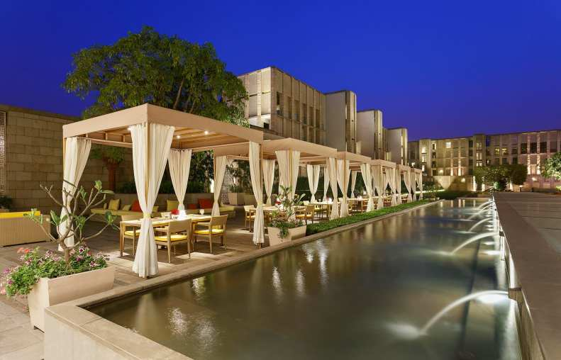 The Lodhi, New Delhi, India • Luxury Hotel Review by TravelPlusStyle