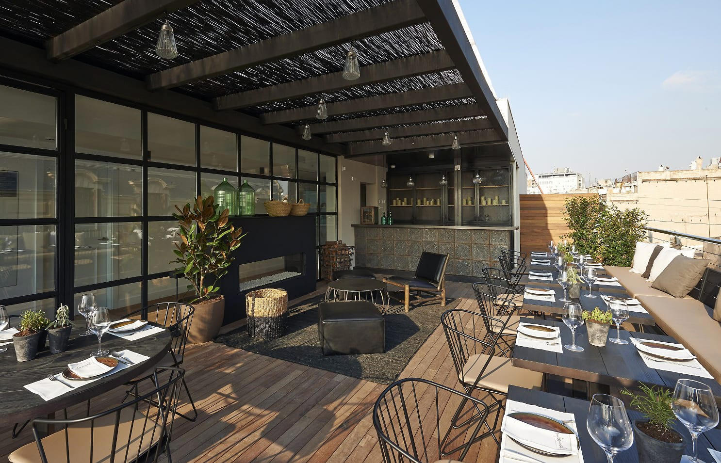 The Serras Barcelona Luxury Hotels TravelPlusStyle
