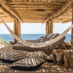 Rediscover A Rustic Beach Experience At Scorpios Mykonos Hotel Greece