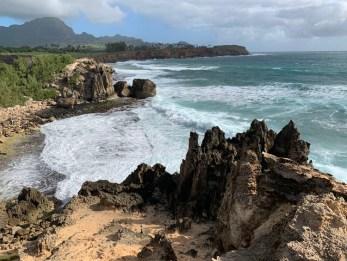 Mahaulepu Hike secluded beach