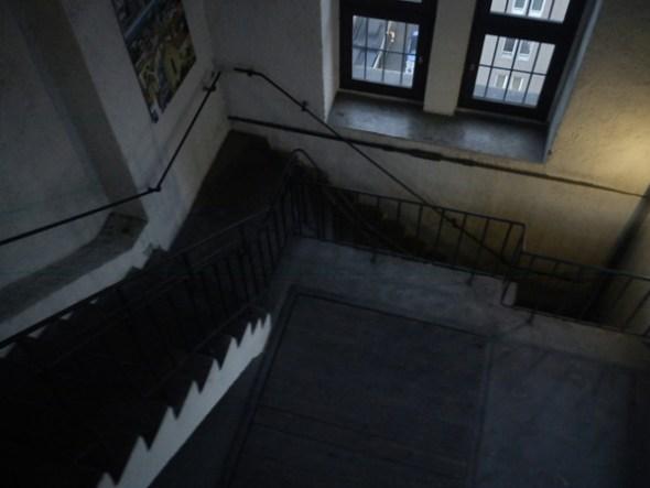 Augsburg, Perlach Stairs