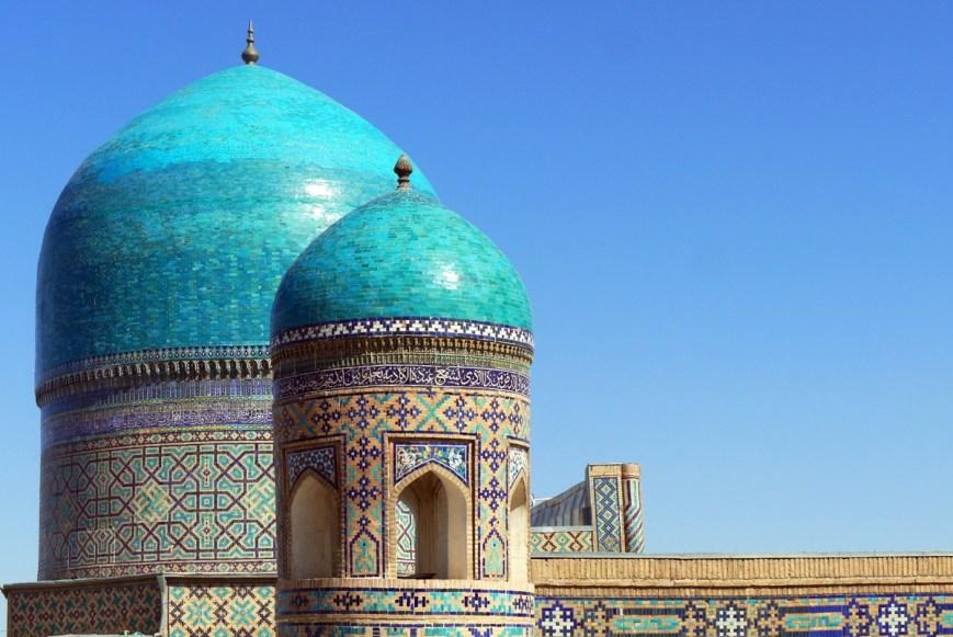 8 klenotov Samarkandu