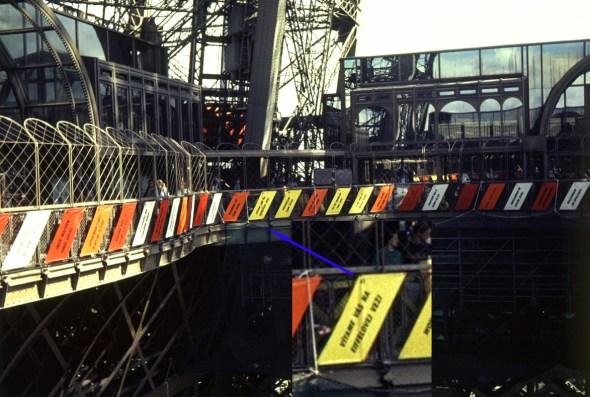 La Tour Eiffel 1990