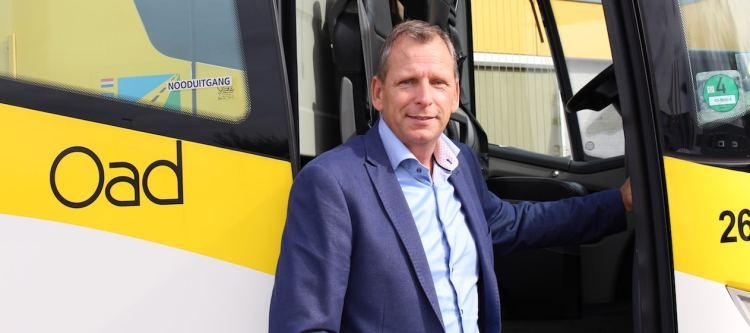 Arjan Koster (Directeur Oad)