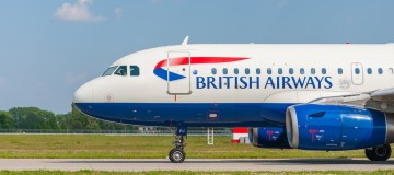 Storing kost British Airways €91 miljoen