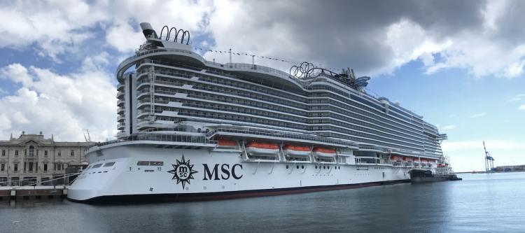 MSC Seaview