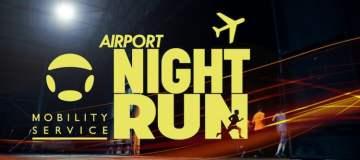 1500 inschrijvingen voor de Airport Night Run