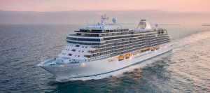 Seven Seas Splendor van Regent Seven Seas Cruises.