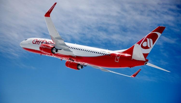 Airberlin start prijsactie Europa en USA