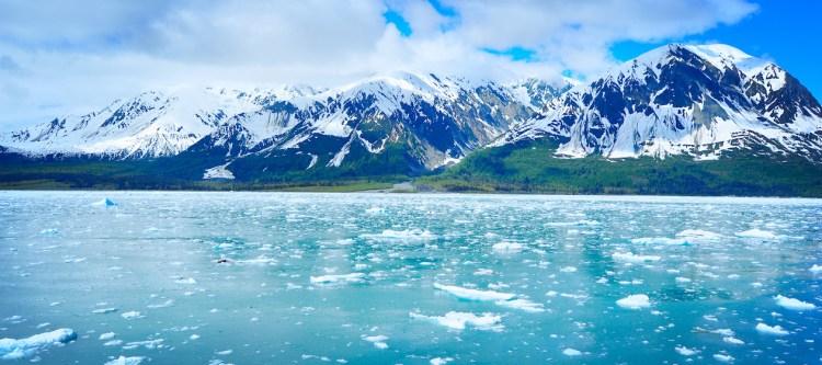 Princess Cruises viert mijlpaal 50 jaar cruisen in Alaska