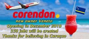 Corendon nieuwe eigenaar Veneto Beach (Curaçao)