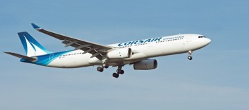 TUI Group verkoopt Corsair aan INTRO Aviation