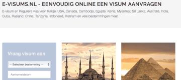 Steeds meer reisorganisaties werken samen met visumverstrekker