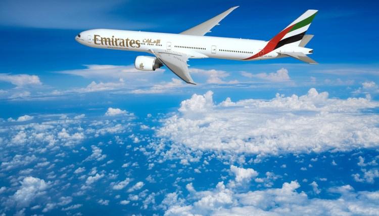 Emirates: dagelijks Brussel - Dubai
