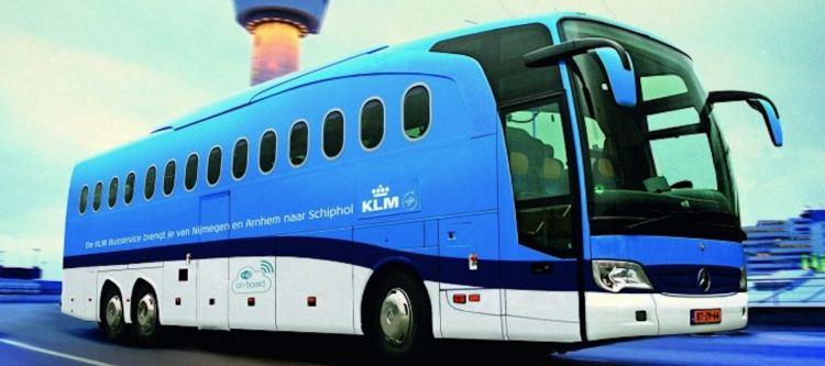 KLM Bus vaker én extra stops