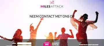 Loyaliteitsprogramma voor reisagenten 'Miles Attack' gelanceerd in Nederland