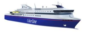 Nieuw schip en agentenkorting Color Lines