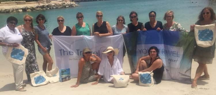 """The Travel Club en YourTravel naar Curaçao: """"Constante focus op famtrips"""""""
