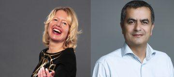 Uslu en Doets in de race voor Meest Inspirerende Ondernemer 2017