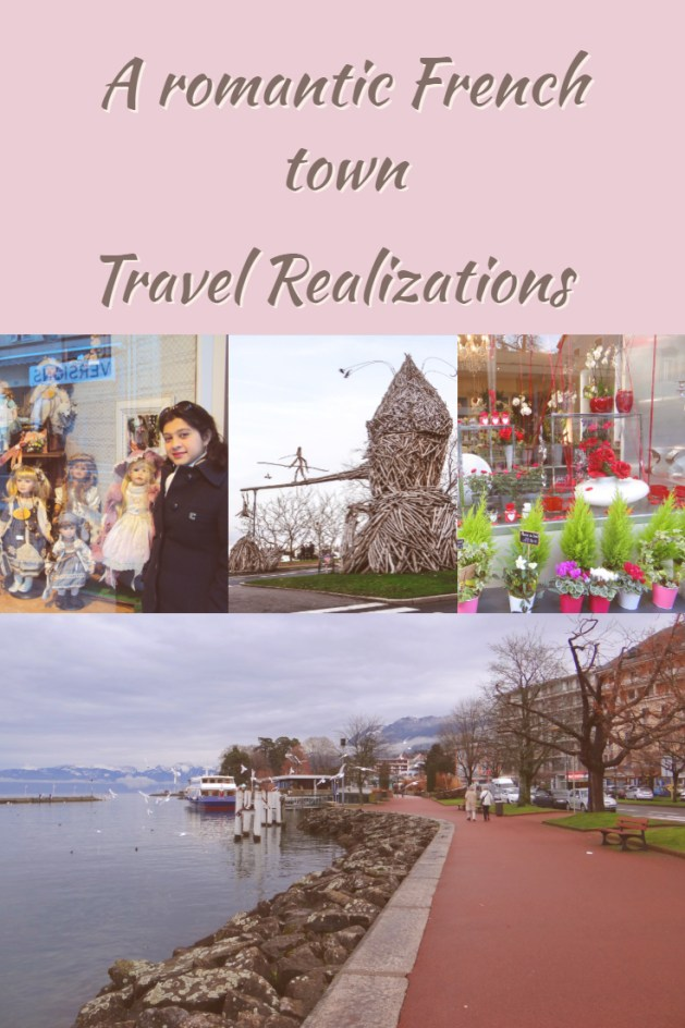 Welcome to the small romantic French town of Evian on the shores of Lake Geneva. Travel Realizations