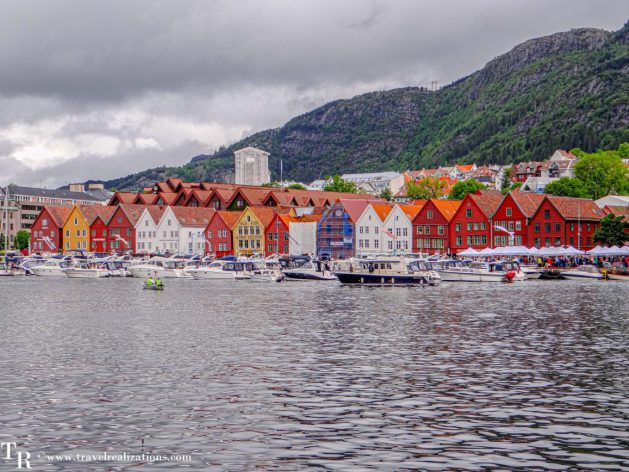 A Melodious Morning in Bergen, Norway, Travel Realizations