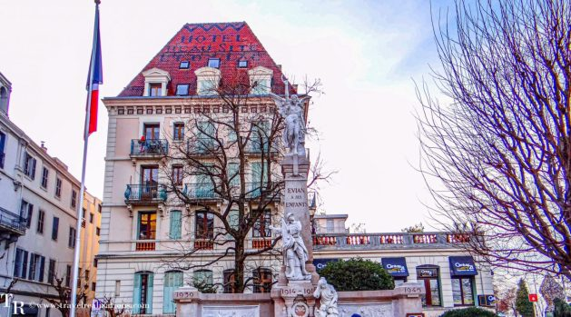 A day in the romantic French town of Evian, Travel Realizations,