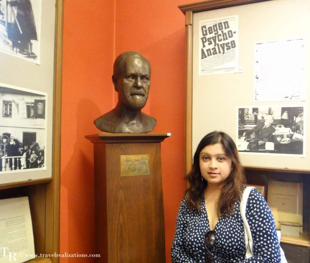 Mysterious World of Dreams - The Freud Museum in Vienna, Travel Realizations