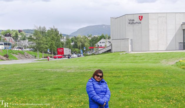 Exuberance of Nature in Voss, Norway, Travel Realizations