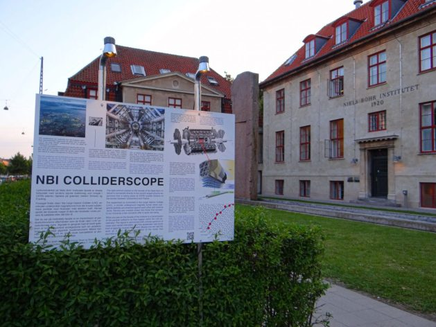 The Neil's Bohr Institute, Copenhagen, Travel Realizations