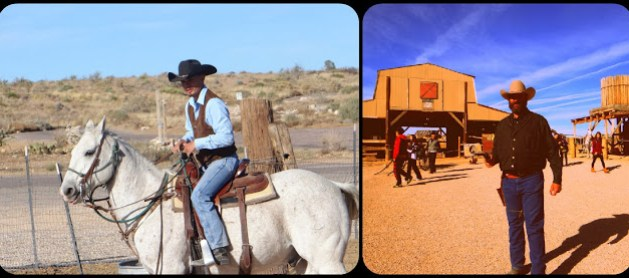 Travel Realizations, Hualapai Ranch, Grand Canyon