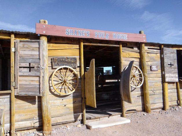 Travel Realizations, Hualapai Ranch, Grand Canyon, Hualapai Lodge, Cabins, Grand Canyon Western Ranch