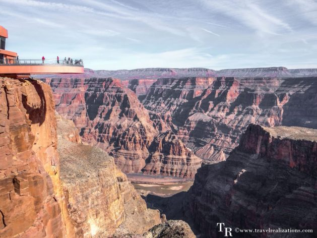 grand canyon west rim, grand canyon skywalk, grand canyon west, grand canyon sky walk, Travel Realizations