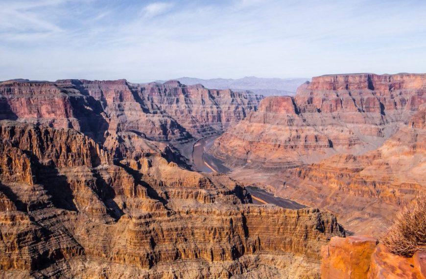Testimony of Nature's Patience – Grand Canyon in Arizona, USA