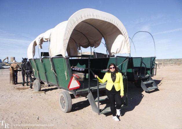 Travel Realizations, Hualapai Ranch, Grand Canyon, Hualapai Lodge, wagon ride