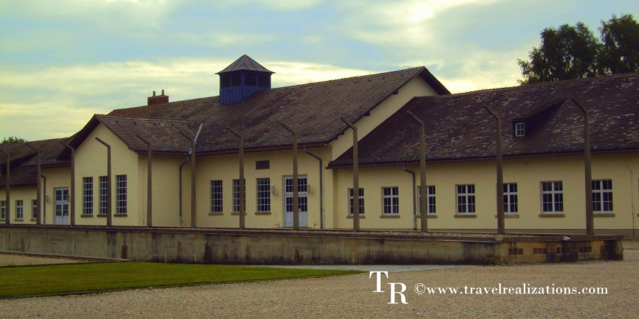 Dachau Concentration Camp.
