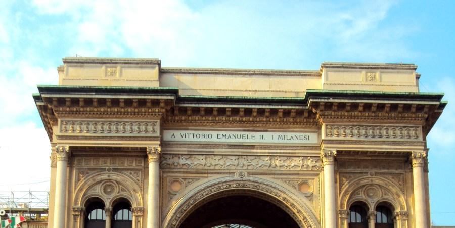 Travel Realizations, Galleria-Vittorio-Emanuele in Milan