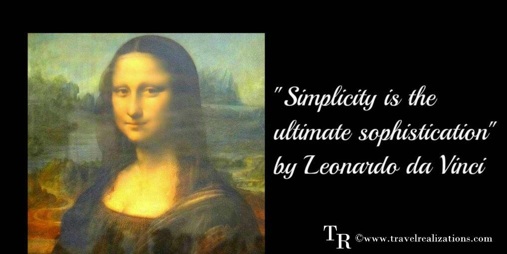 Leonardo da Vinci's Mona Lisa in Louvre, Paris - The portrait with an enigmatic smile!