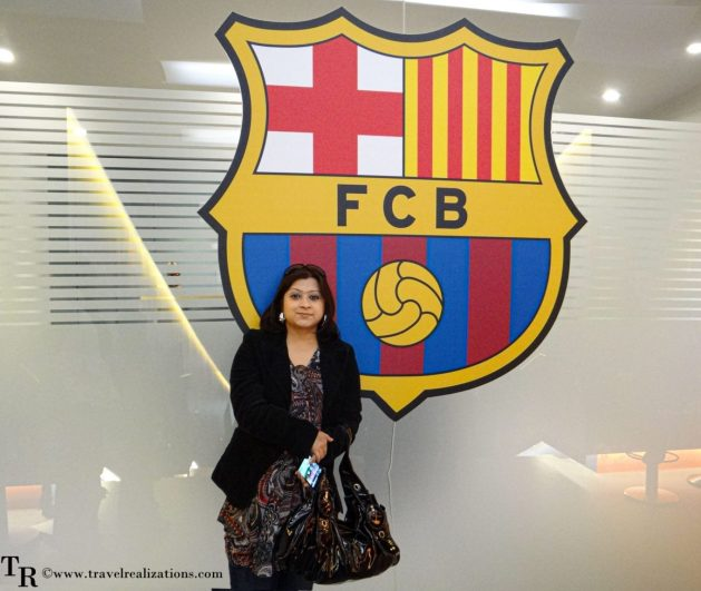 Football Club Barcelona - More than a club, Travel Realizations, Spain, Barcelona