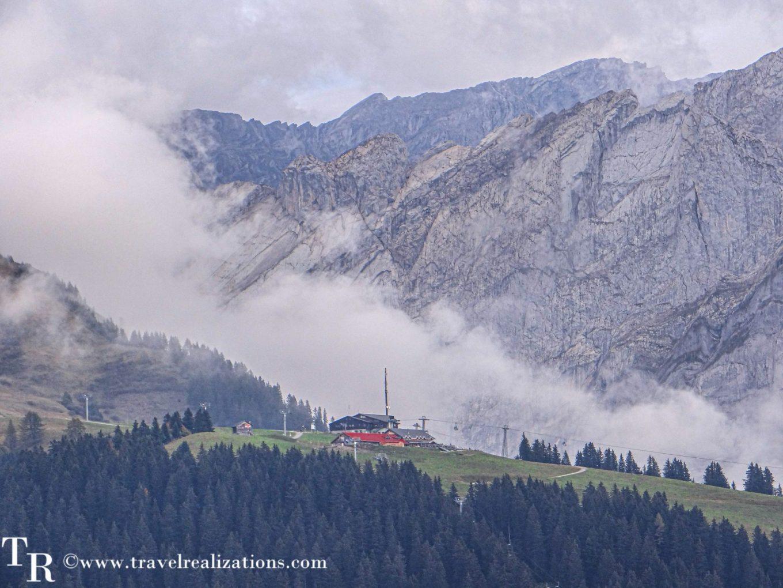 Villars-sur-Ollon - A beautiful Swiss village!