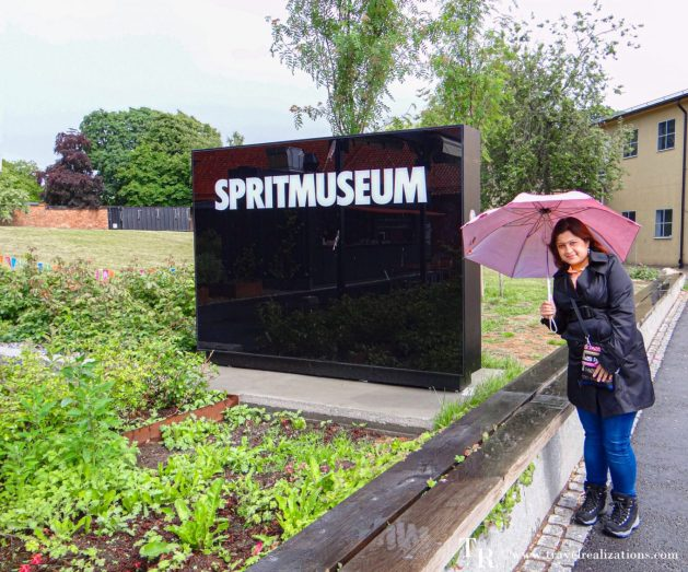 Spirit Museum in Stockholm, Sweden, Travel Realizations