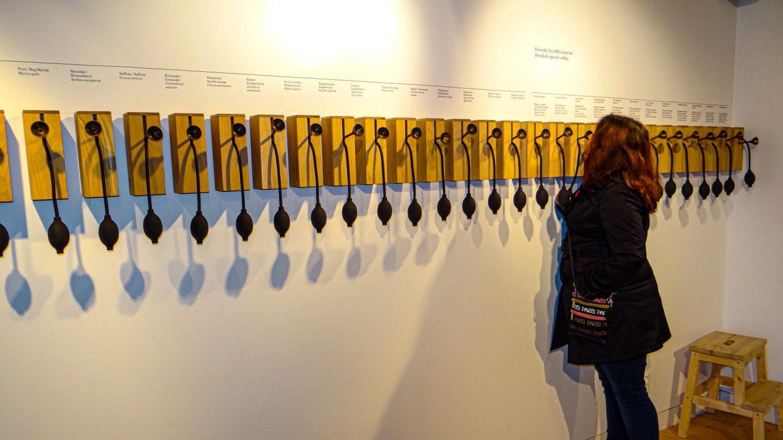 Spirit Museum in Stockholm, Sweden! Cheers!