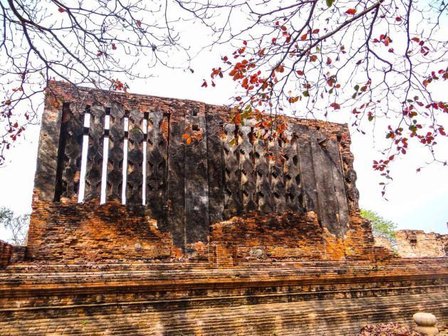 "The imprints of time at ""Wat Maha That"" in Ayutthaya, Thailand, Travel Realizations, Buddha statue"