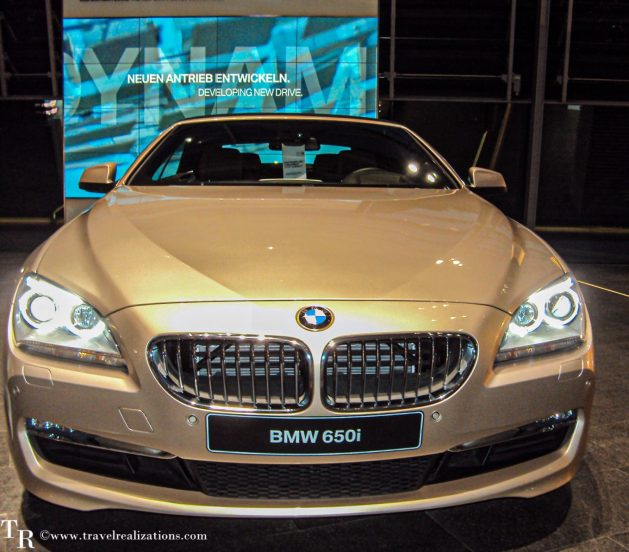"""The Ultimate Driving Machine"" - The BMW Museum in Munich, Germany, Travel Realizations, BMW car"