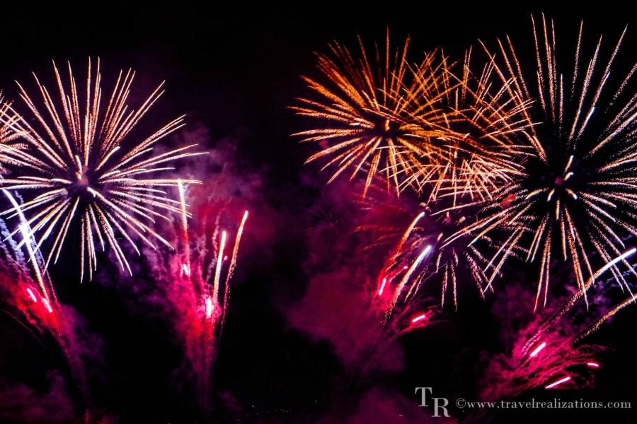 Geneva Festival Fireworks