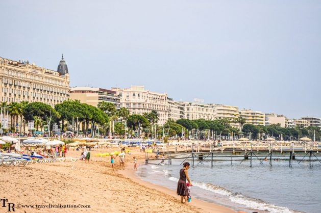 Cannes - A city in the French Riviera that rolls out the red carpet to glitz and glamour every year, Travel Realizations