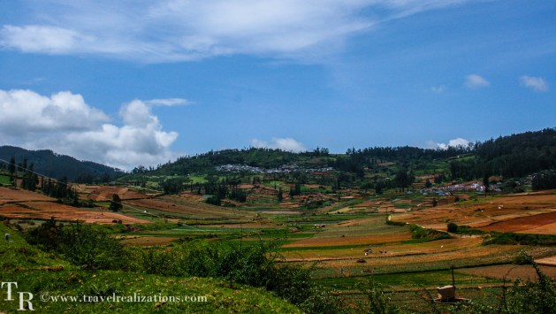 Picturesque Ooty